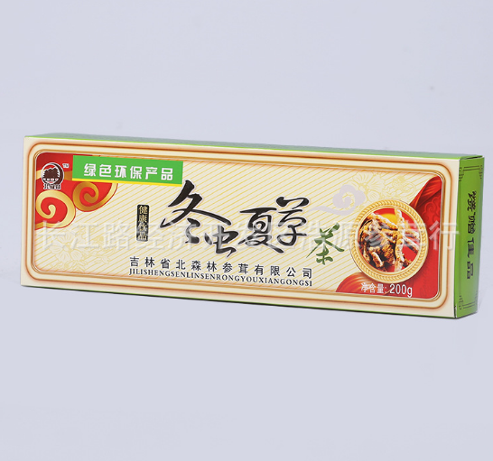 Chinese Traditional Herbal Cordyceps Militaris Tea Sex Male Aphrodisiac Products