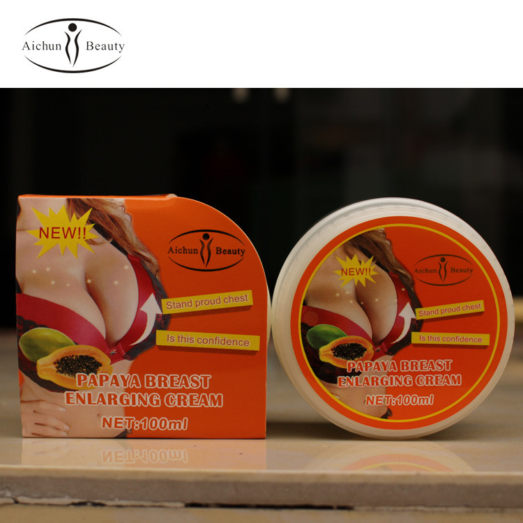 Powerful Herbal Extracts Breast Enlargement Cream Must Up Breast Enhancer Breast