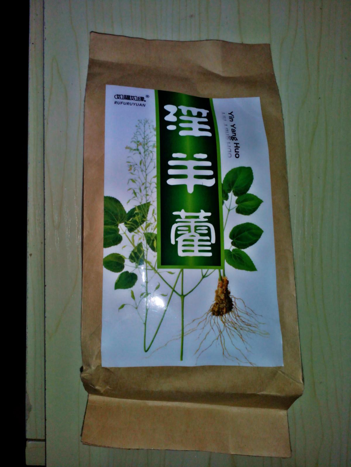 Chinese herbs like viagra