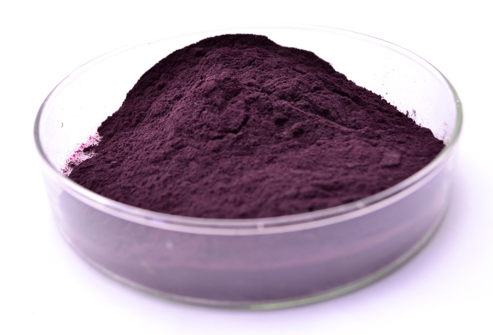 Natural Bilberry Fruit Powder Extract 25% Anthocyanidins/Vaccinium vitis-ideea Eye Health Sinus Relief- Allergy Relief 100 Grams